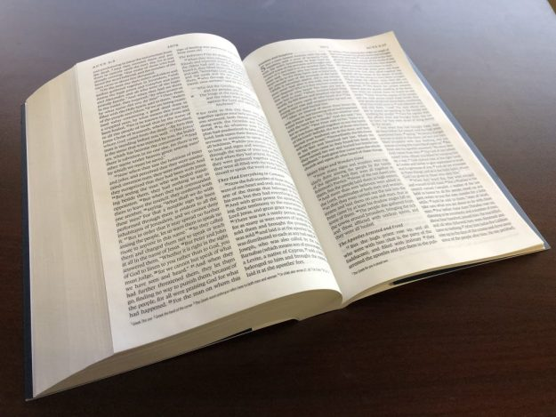 Inside the ESV-Catholic Edition Bible
