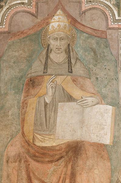 Pope St. Celestine V