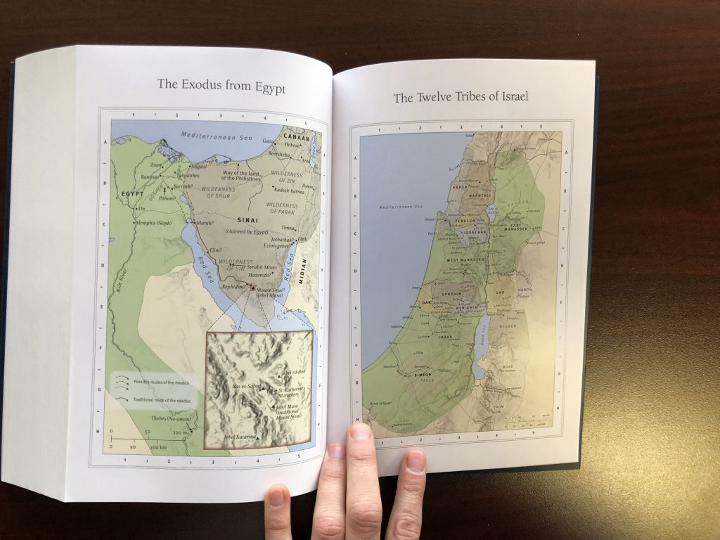 Inside the ESV-Catholic Edition Bible 6