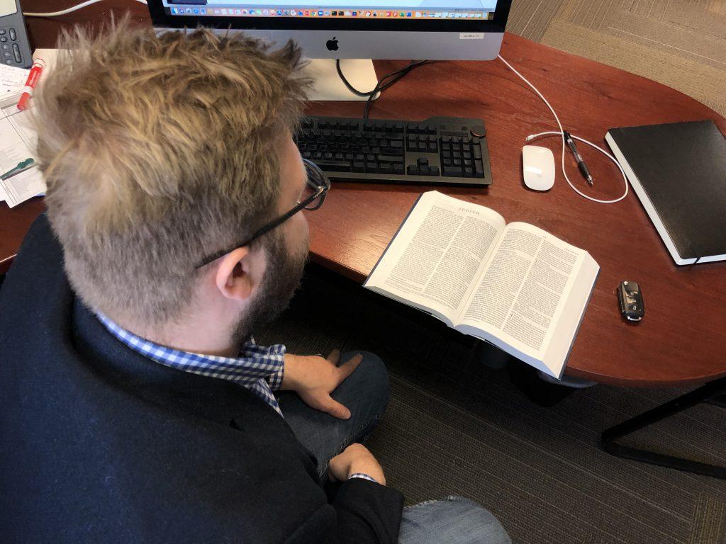 Inside the ESV-Catholic Edition Bible 7