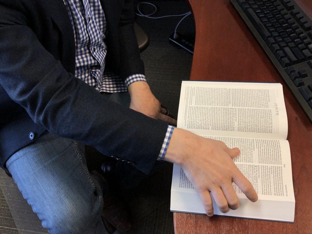 Inside the ESV-Catholic Edition Bible